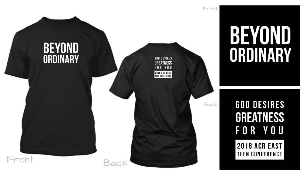 Beyond-Ordinary-Tshirt-Black